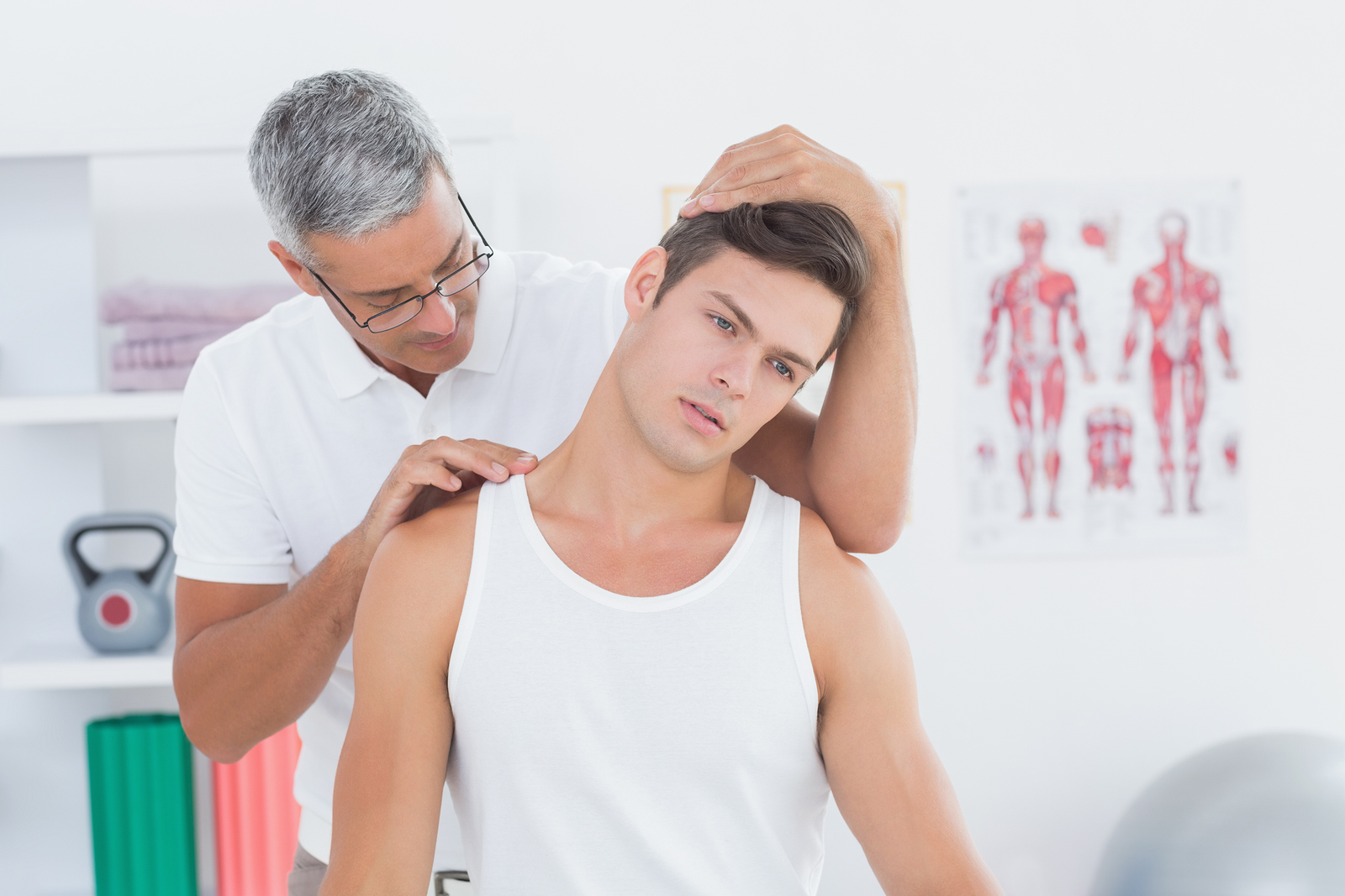 neck pain relief in beaverton, OR
